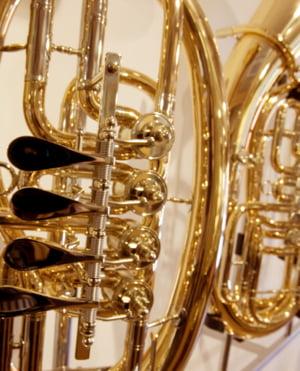 Las trompas tenor y barítona