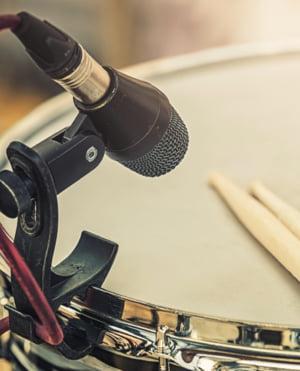 Micrófonos para Batería