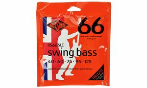 040 String Sets for 5-String E-Bass