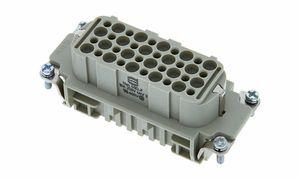 40-pol Multipin Plugs