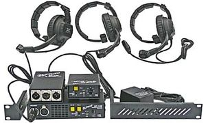 Sistemas Intercom basados en cables