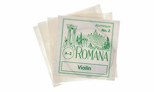 single A strings for violin