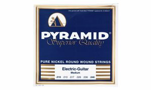 Stringsets for Electric Guitars