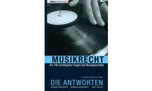 Musikbusiness Fackböcker