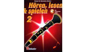 studieboek voor klarinet