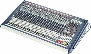24-Kanal Consolenmixer