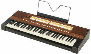 Órganos de teclado