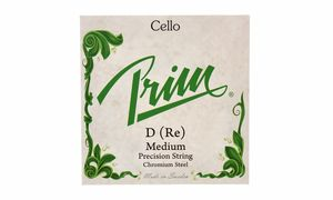 single D strings for cello