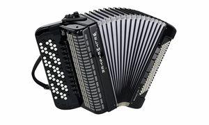 acordeones de botones
