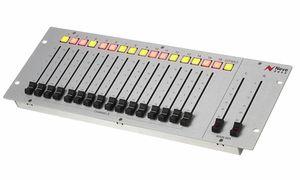 Fjärrkontroller och controller för studio