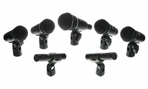 Promos et destockage Sets de Microphones