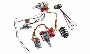 Electrónica para bajo eléctrico