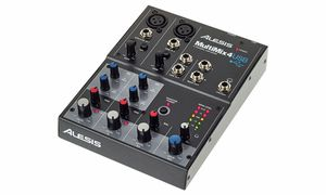 Analogue Mixing Desks