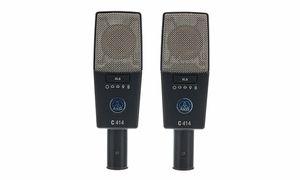 Large-diaphragm Microphones