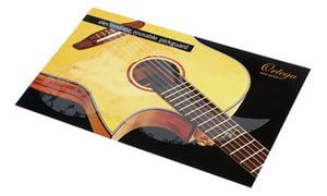 Pickguard för akustiska gitarrer