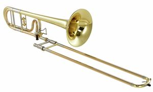 Tenor Trombones with F-Attachment