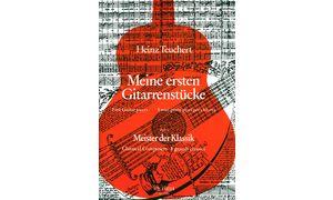 klassieke bladmuziek voor gitaar