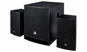 Bargains & Remnants complete PA systems
