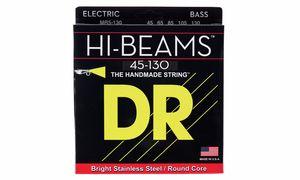 Juegos de cuerdas de bajos eléctricos de 5 cuerdas .045