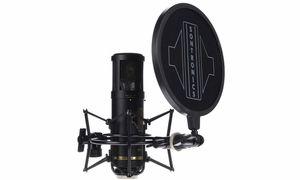 Stormembran mikrofoner