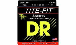 8-strenget guitarsæt