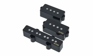 Pickups for Basses