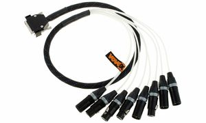 Cables multicore de estudio