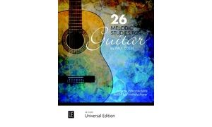 Sheet Music for Classical Guitar