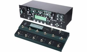 Toppdelar med transistorförstärkare