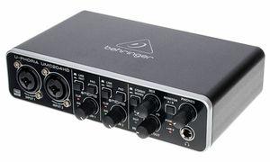 Ofertas y saldos Interfaces de audio
