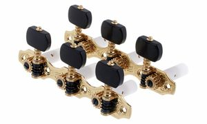 Tuning Machines for Acoustic Guitars