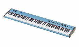 Teclados controladores MIDI (até 88 teclas)