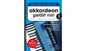 songboeken voor accordeon