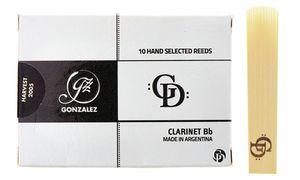 Bb-Klarinetin lehdykät (ranskalainen malli)