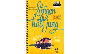 Songbücher für Gesang, Gitarre und Klavier