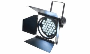 White light LED PAR
