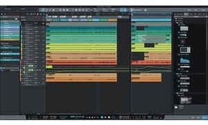 sequence-software en virtuele studios