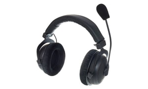 Bargains & Remnants Intercom Headsets