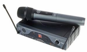 Drahtlosanlagen mit Handheld Mikrofon