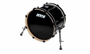E-drum basspads
