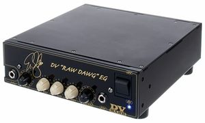 Hybrid Amplifier Heads for Guitar