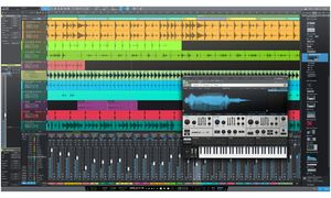 Sequencing Software and Virtual Studios