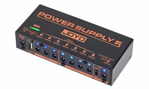 Guitar Effect Power Supplies