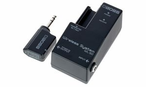 Wireless Systems for Guitar and Bass
