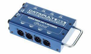 Schnäppchen & Restposten Audio/DMX Verteiler & Adapter via CAT