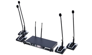 Bargains & Remnants Wireless Conference Systems