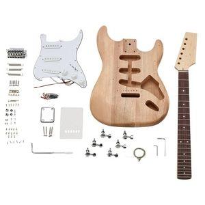 Electric Guitar Kit ST-Style Harley Benton
