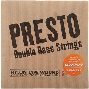 Jazzicato Tungsten 3/4 Presto