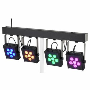 CLB8 RGBW Compact LED Bar 8 Stairville