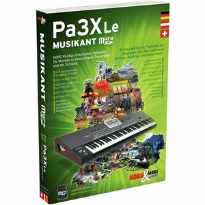PA-3XLe Musikant SD Dongle Korg